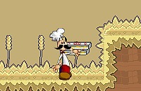 Louie de Pizzabakker