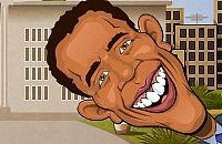 Obama vs Romney Slaphaton
