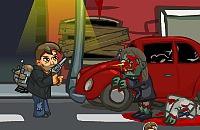 Jetpacks en Zombies