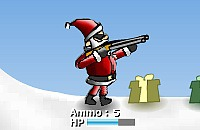 Kerstman Shooter