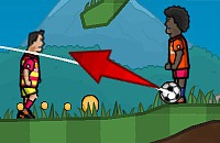 Speel nu het nieuwe voetbal spelletje Voetbal Ballen 2