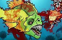 Nourrissent Piranha 4
