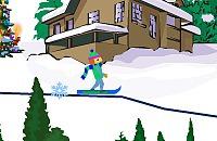 Teken je eigen skibaan