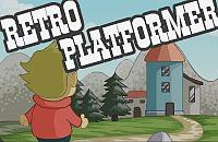 Retro Platformer