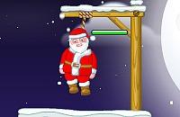 Kerstman Galgen