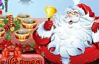 Weihnachtsmann Plätzchen
