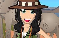 Safari Anziehen