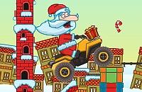 Weihnachtsmann Quad