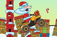 Kerstman Quad