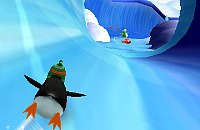 Pinguïn Afdaling