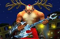 Kerstman Rockster 5