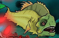 Futter Piranha 4 - Weihnachtsausgabe