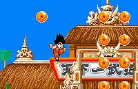Dragon Ball Z - Goku Jump