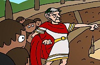 Caesar's Day Off