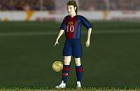 Messi Und Seine 4 Goldenen Bälle