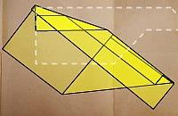 Dobras do Origami