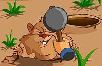 Whack a Groundhog