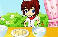 Small Strawberry Tarts