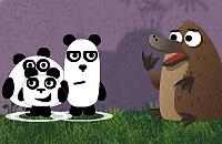 3 Panda's 2