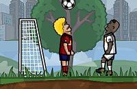 Speel nu het nieuwe voetbal spelletje Voetbal Ballen 2 - Level Pack