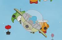 Vliegtuig Achtervolging