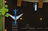 Boeing 747 Parkeren