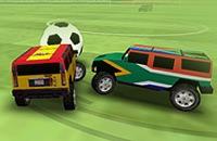 Speel nu het nieuwe voetbal spelletje Autoball