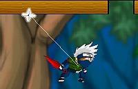 Vliegende Ninja