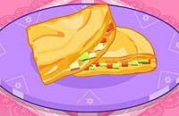 Vegetarische Omelet