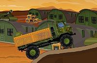 Legervrachtwagen