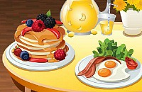 Breakfast at Doli