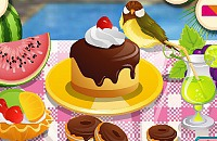 Summer Food Table Decoration