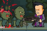 Priester vs Zombies