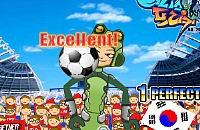 Speel nu het nieuwe voetbal spelletje Bal Hooghouden