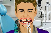 New Game: Justin Bieber Perfect Teeth