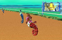Sharktale Race
