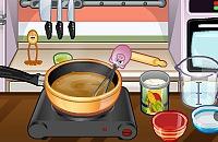 Chef Barbie - Pork Chops