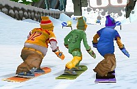 BX Snowboard
