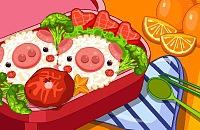 Cutesy Bento