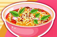 Lasagne Soep
