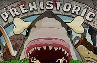 Prähistorischen Hai