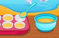 Muffin Met Smarties