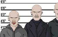 Teken criminelen na