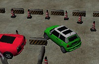 Vehicles Parking 3D