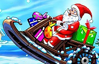 New Game: Santa Snow Ride