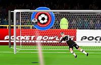 Speel nu het nieuwe voetbal spelletje Penalty Schieten 3D