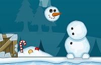 Sneeuwman's Avontuur
