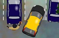 Taxi Parkeren 1