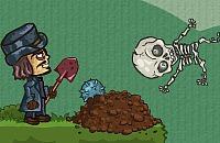 Skelet Begraven