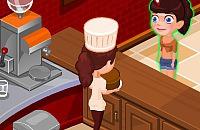 The Cake Decorator